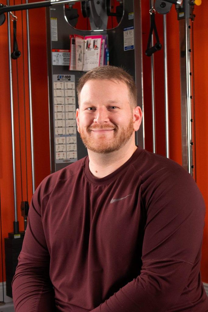 Headshot of Joshua Kahl